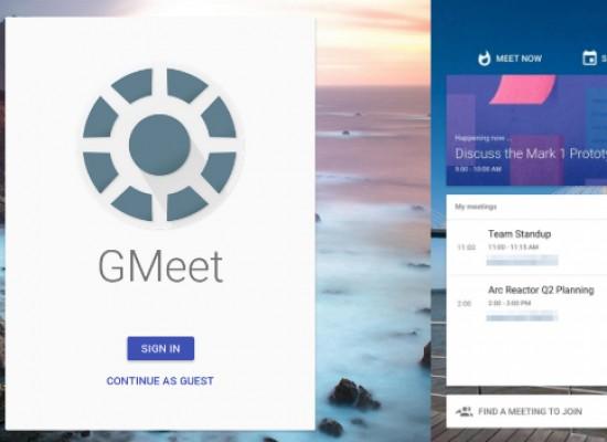 Google apuesta a las videoconferencias con Google Meetings