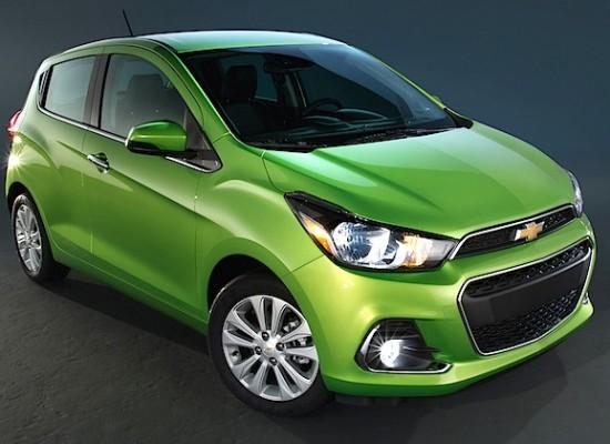 Así es la nueva generación del Chevrolet Spark