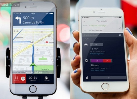 Apple interesado en comprar Here Maps de Nokia