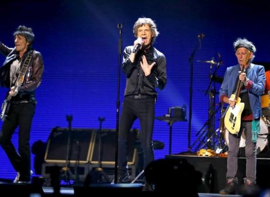Los Rolling Stones dieron un show sorpresa por 5 dólares