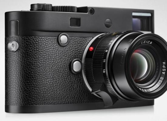 La nueva Leica M Monochrome digitaliza la esencia del blanco y negro analógico