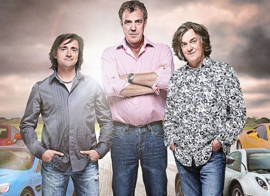 "Netflix traerá de vuelta a Top Gear con la nueva serie ""House of Cars"""