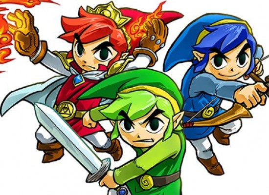 The Legend of Zelda: Tri Force Heroes muestra 15 minutos de gameplay