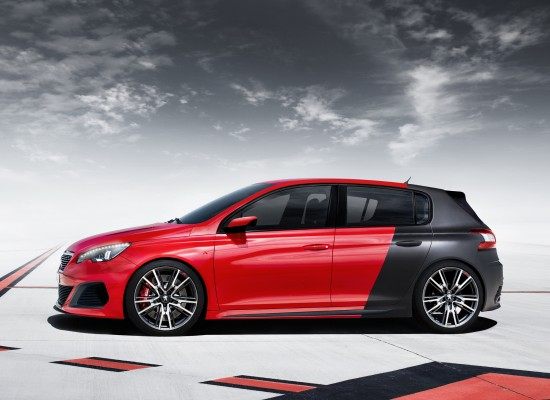 Peugeot 308 GTi by Peugeot Sport, el heredero del mito