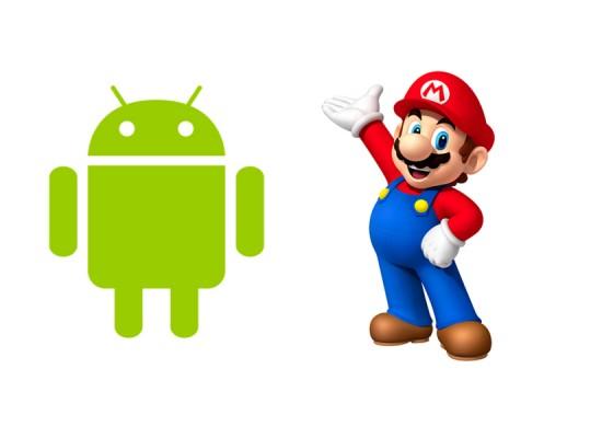Nintendo niega trabajar en una consola con Android