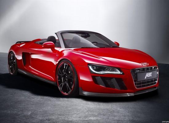 El Audi R8 e-tron Piloted Driving Concept maneja sólo