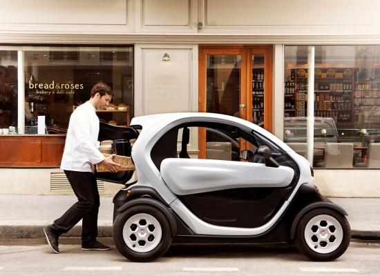 Ahora sí miramos el futuro: Renault revoluciona con Twizy Eléctrico