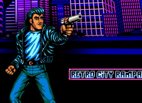 Retro City Rampage, el primer juego para MS-DOS en décadas