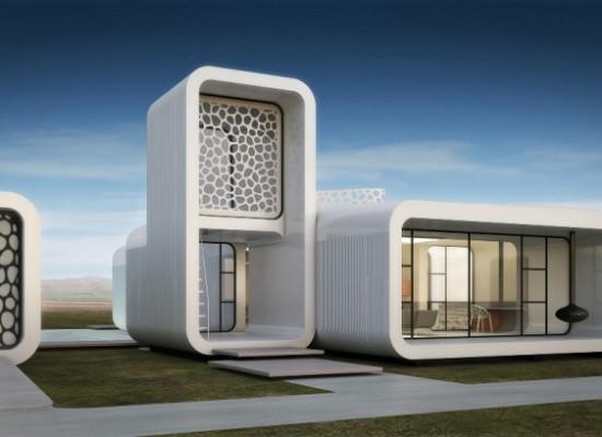 El primer edificio de oficinas impreso en 3D estará en Dubai