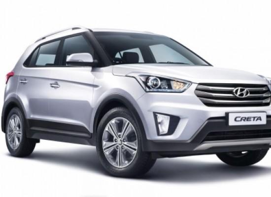 Creta, el nuevo todocamino de Hyundai