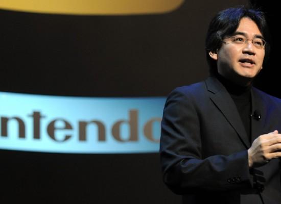 Luto por muerte del presidente de Nintendo, Satoru Iwata