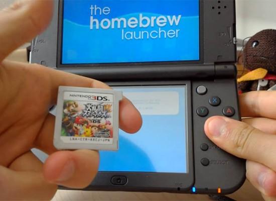 Salta la restricción regional en Nintendo 3DS