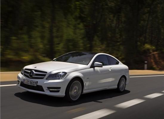 Mercedes Clase C Coupé, la deportividad alemana más elegante