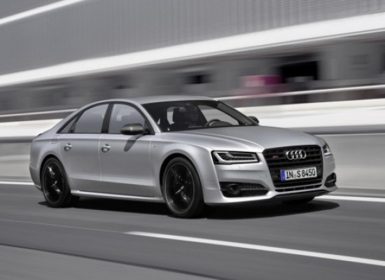 Audi presenta el S8 Plus, la berlina premium más potente