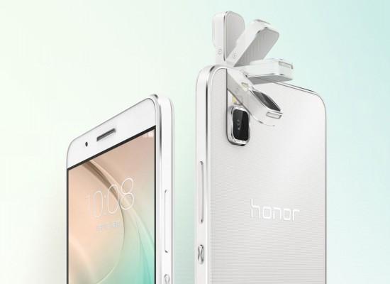 Huawei Honor 7i un Smartphone con cámara giratoria