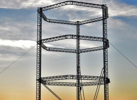 Una impresora 3D gigante capaz de construir una casa en menos de un día