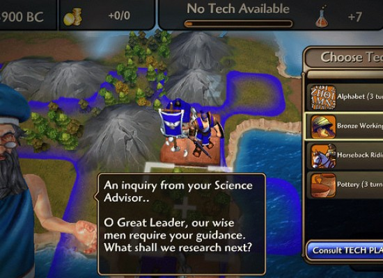 Sid Meier's Civilization Revolution 2 Plus anunciado para PS Vita
