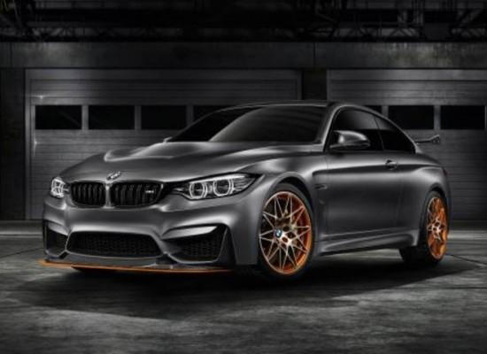 El BMW M más radical de la historia se llama M4 GTS