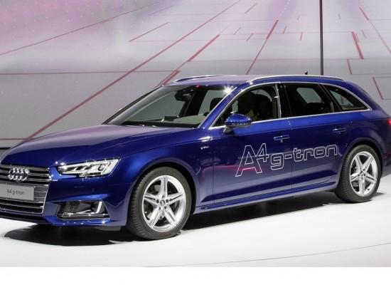 Audi A4 Avant g-tron, la familia de Audi a GNC crece