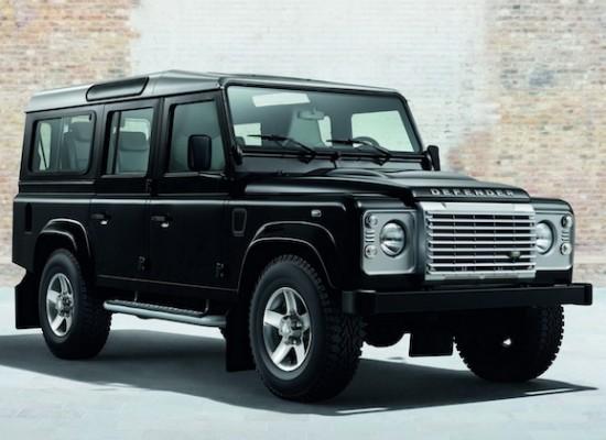 Un Land Rover Defender único para celebrar los 2 millones de unidades