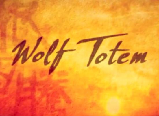 Una emocionante y épica historia sobre la unión del hombre y el lobo
