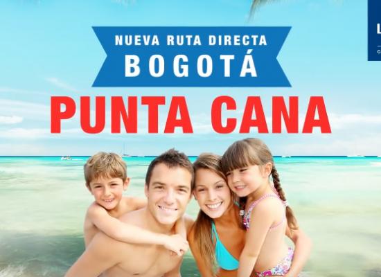 Ahora vas a viajar cuando quieras en nuestra nueva ruta directa hacia Punta Cana