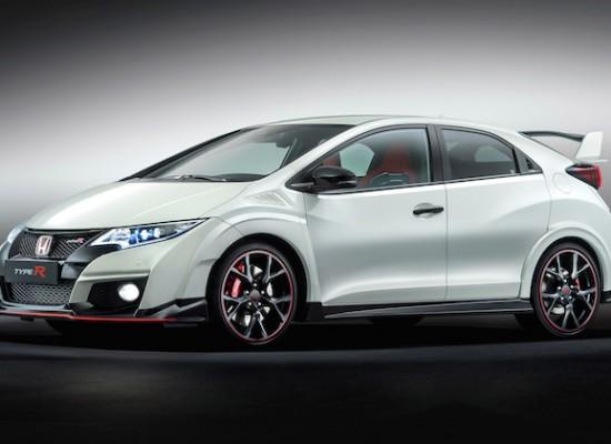 Este es el nuevo Honda Civic Type R de producción