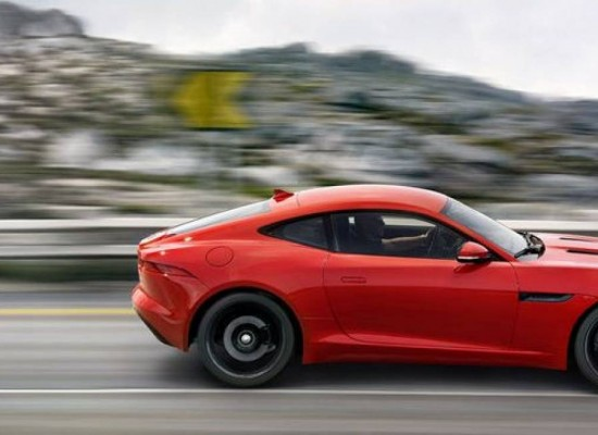 Conoce el Jaguar corona el F-TYPE
