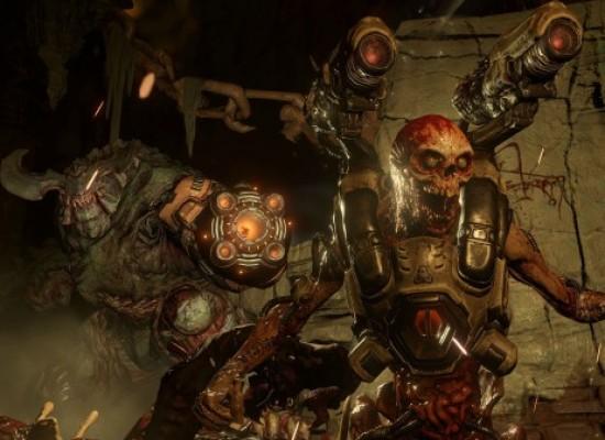 DOOM en PS4 y Xbox One estará muy pulido