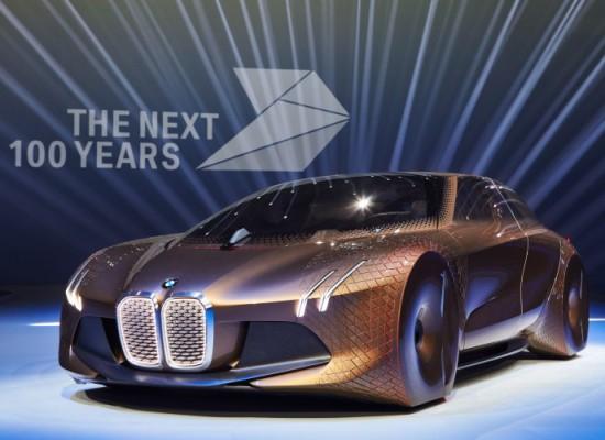 BMW Vision Next 100 concept: Por otros 100 años más
