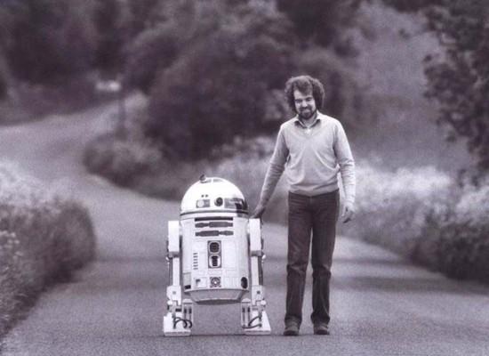 Fallece Tony Dyson, el creador de R2-D2