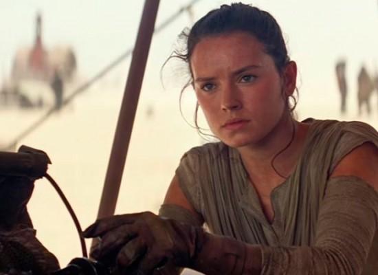 Daisy Ridler y el director de la última 'Star Wars' vuelven a trabajar juntos