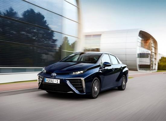 Toyota Mirai, mejor auto ecológico del planeta 2016