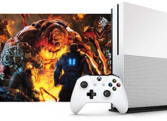 Conoce las  primeras imágenes de la nueva consola de Microsoft Xbox One S
