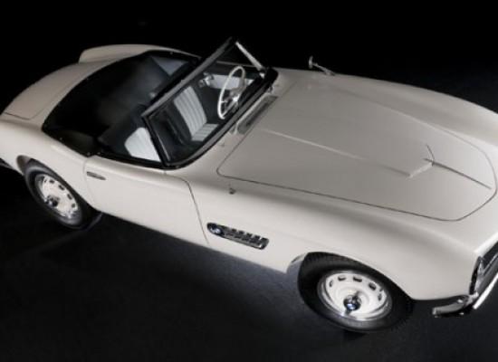 Conoce el BMW 507 de Elvis Presley