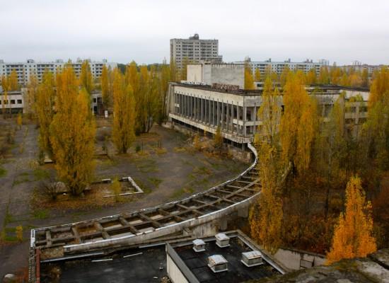 Ucrania quiere convertir en granja solar a Chernobyl