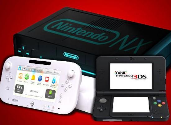 Nintendo NX podría presentarse en 2016