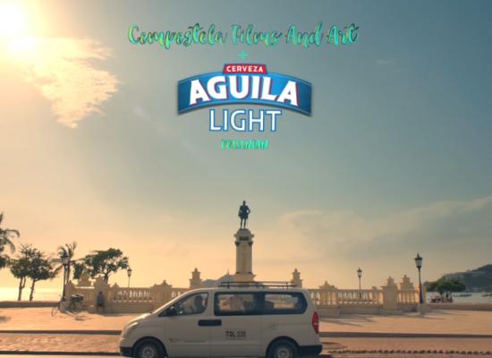 """""""Pásala de Sol a Sol"""" y la nueva campaña de Águila Light"""