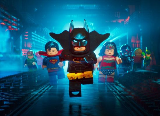 """Nuevo video """"detrás de los bloques"""" para The LEGO Batman Movie"""