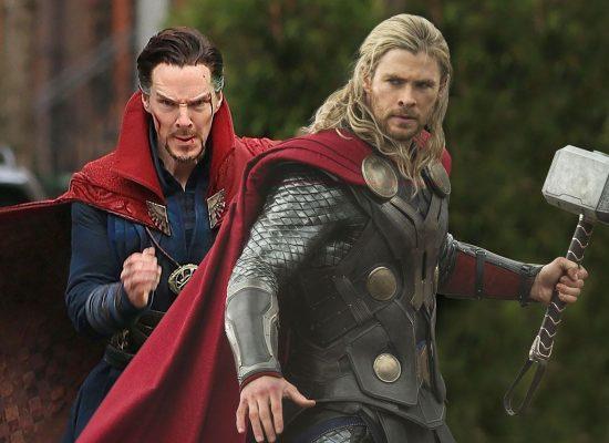 Doctor Strange se unirá a Thor: Ragnarok