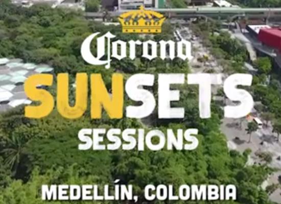 Sunset Sessions Medellín en el Jardín Botánico